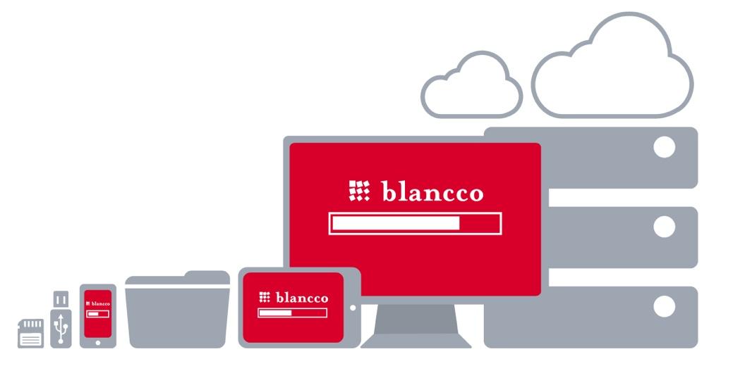 Blanccoのイメージ画像