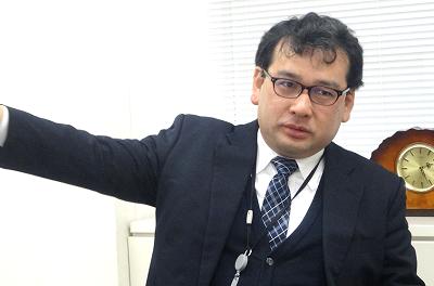 株式会社イマジカデジタルスケープ 南之園剛さん