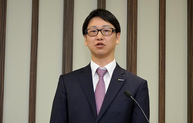 浅野智・業務執行役員 パートナービジネス推進統括本部 統括本部長