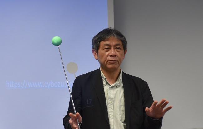 山田耕嗣先生