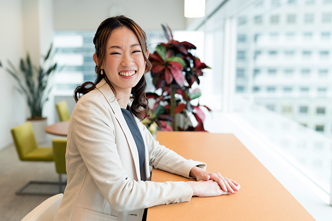 アバント グループ経営情報管理部 情報システムグループ 伊藤雅子さん
