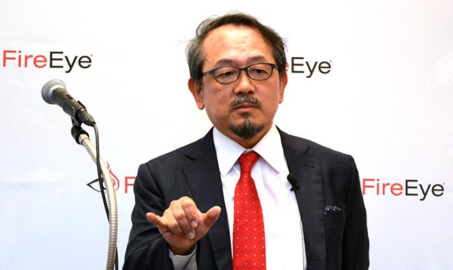 岩間優仁・ファイア・アイ執行役副社長