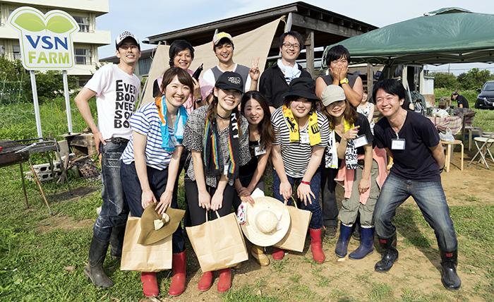 今年開催された5回目のハタコン参加者