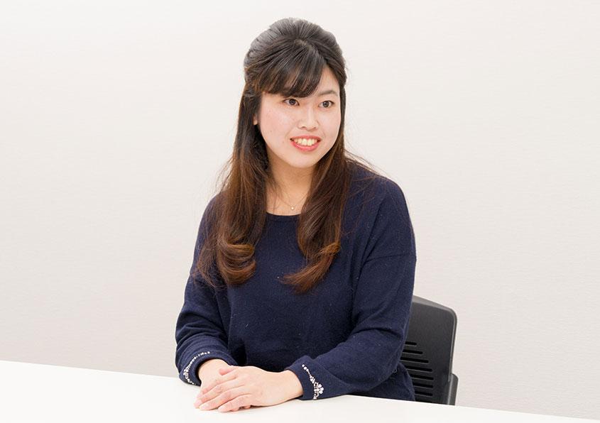 株式会社シー・コネクト 田中 絵理さんの画像