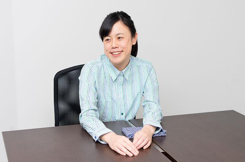 株式会社シグマコミュニケーションズ 経営管理部 西山 恵子さんの画像