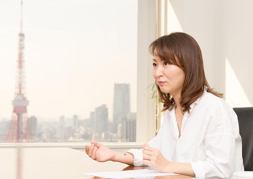 店舗流通ネット株式会社 竹内 都子さんの画像