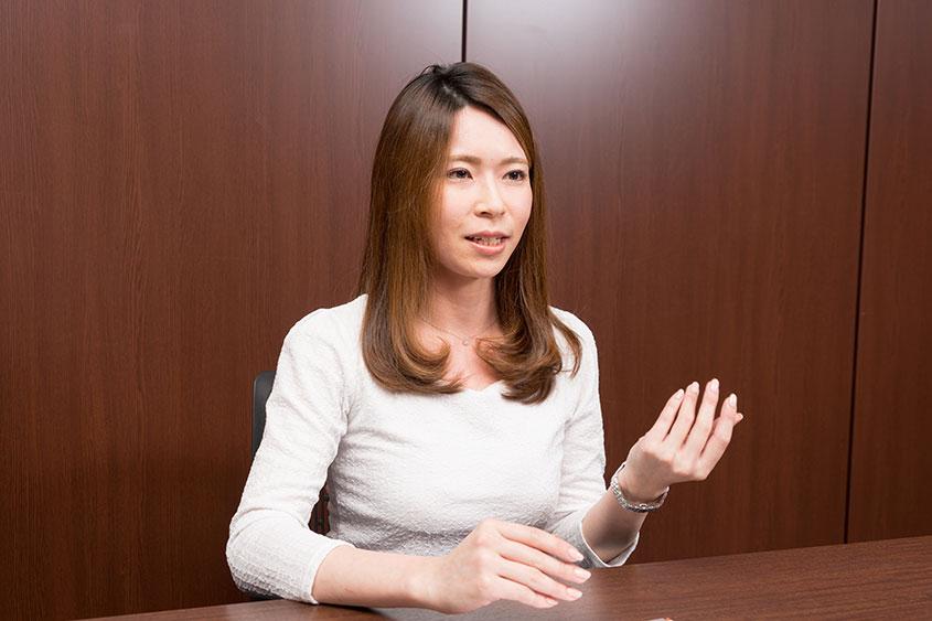 株式会社フルキャストホールディングス 岡田 佑紀江さんの画像