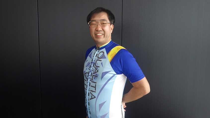 株式会社クオリティア 第1開発本部 製品開発第2部 平野善隆さんの画像