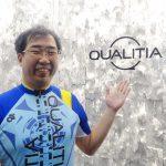 """【情シスLife】「どんな困難な状況でも最後まで諦めないことを自転車から学ぶ」自転車部""""Active! charibu""""部長"""
