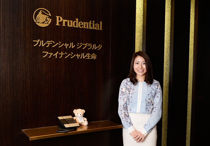 PGF生命 岩田 有希子さんの画像
