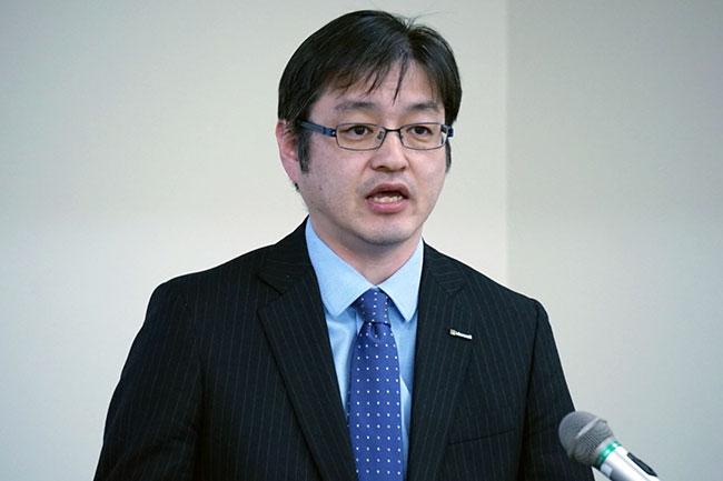 岡部一志・コーポレートコミュニケーション本部 本部長
