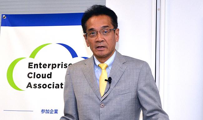 町田栄作・ニュータニックス・ジャパン社長