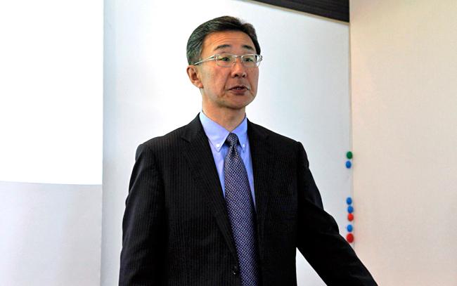 藤岡健・ソニックウォール・ジャパン代表
