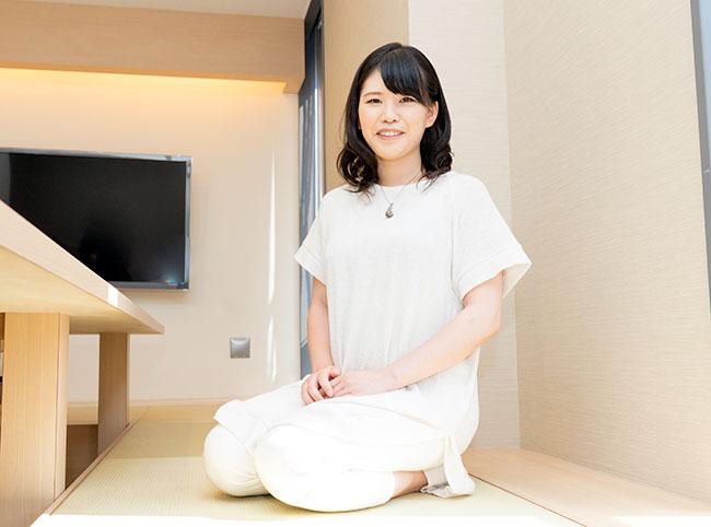 ショーケース・ティービー 管理本部 情報システムグループ 髙野梨紗さん