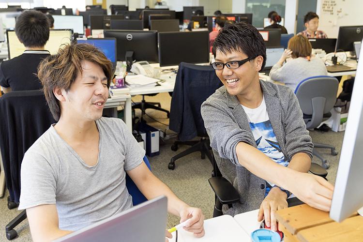 同僚やスタッフとのコミュニケーションを大切にしているという河治さん。