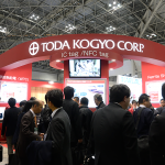 『第2回 ウェアラブルEXPO』レポート 「創業190年の伝統技術が最新の技術を支える」戸田工業株式会社