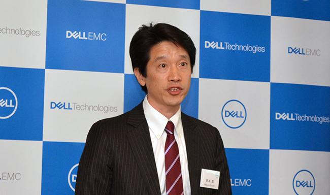 鈴木真・クラウド・クライアント・コンピューティング事業本部本部長