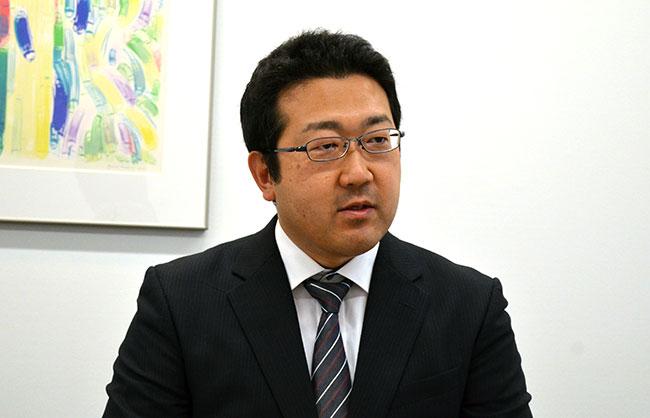 木村佳博・インフラストラクチャ・ソリューションズ事業統括 法人営業本部 広域営業部 セールスエンジニアリング部長