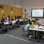 東大とソフトバンクなど障害児を対象に「Pepper」を使った体験教室を開催