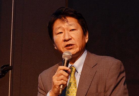 岡隆史・日本HP社長