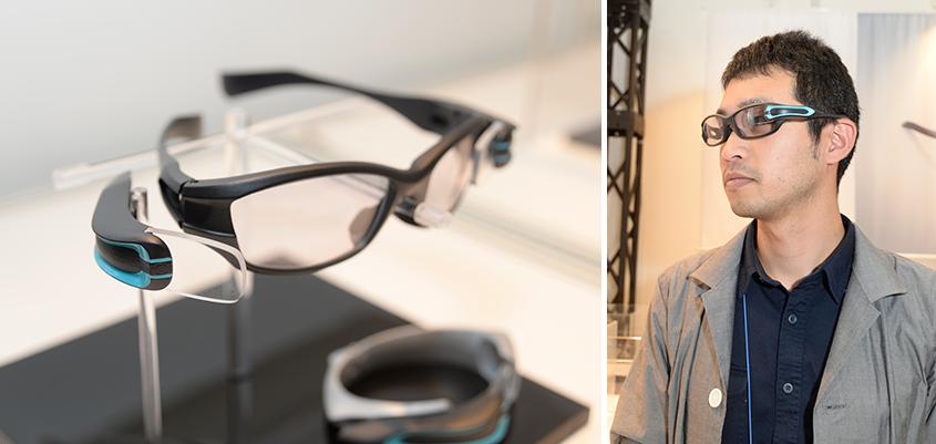 眼鏡の製品画像