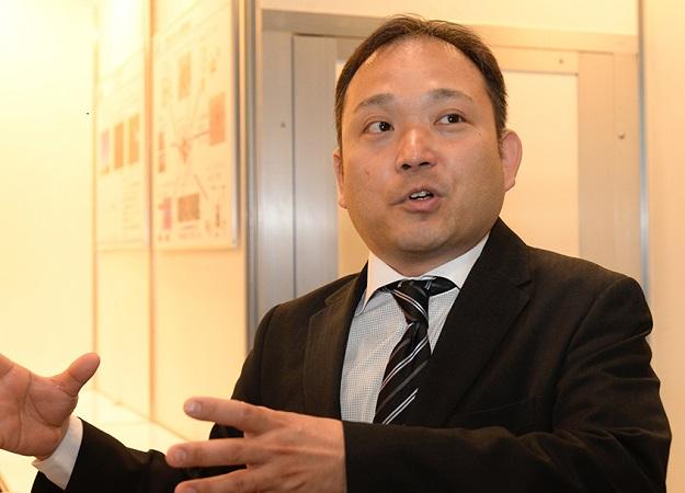 内薗豊仁・ImPACT プログラムマネージャー補佐 研究マネジメント担当