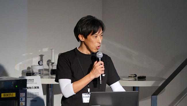 大内康史・京セラ 通信機器事業本部 通信国内事業部 国内技術部 プロジェクトリーダー