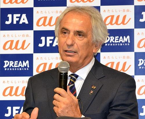 ヴァイッド・ハリルホジッチ・サッカー日本代表監督
