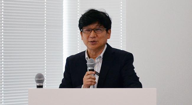 上南順生・レノボ・ジャパン 人事担当執行役員 NECパーソナルコンピュータ 人事担当執行役員常務