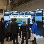 【Japan Drone 2016レポート】「長時間の飛行ならお任せください!」田中電気株式会社