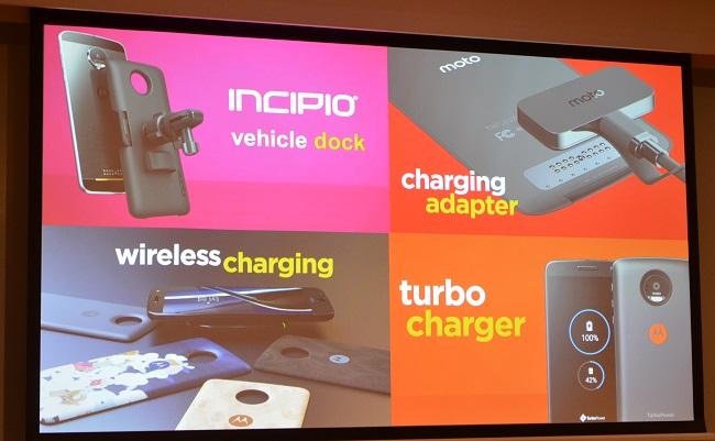 チャージングアダプター、ワイヤレスチャージング、ターボチャージャーも発売