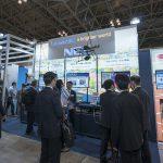 【国際ドローン展】既存システム+ドローンで可能性を広げる NEC