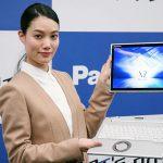 パナソニック、レッツノート法人向け春モデル発表 タブレットになる着脱式PCを投入
