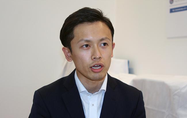 パシフィックネット 仙台支店の西村直弥氏