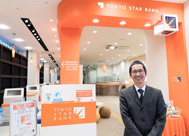 東京スター銀行 犬山史・個人金融部門 個人企画部 個人システム企画 ヴァイスプレジデント