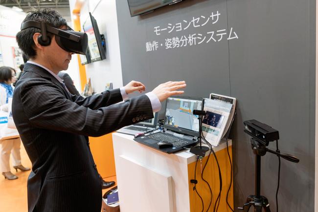 VRによる体感工程シミュレーション