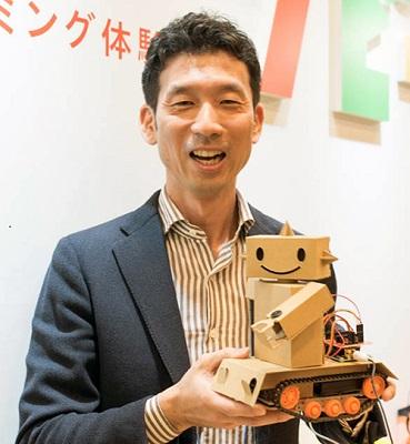 宮澤豪臣・ワイズインテグレーション取締役