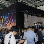 【コンテンツ東京2016/第2回 先端コンテンツ技術展】最先端の映像表現を最新技術で実現 ワンダーウォール
