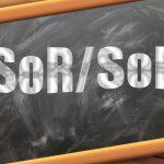 使える! 情シス三段用語辞典77「SoR(モード1)/SoE(モード2)」